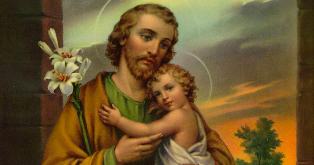 Abstinence and the Feast of St. Joseph