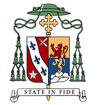 Bishop Kevin Farrell - Coat of Arms