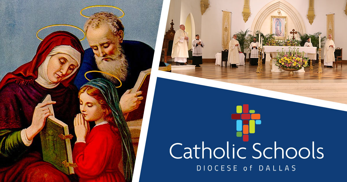 Dedication Mass for Catholic Schools	 - April 30th at 11:00 a.m.