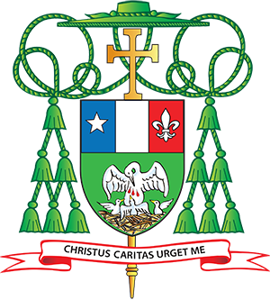 Coat of Arms - Bishop Doug Deshotel
