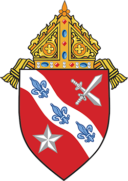 Catholic Diocese of Dallas Coat of Arms