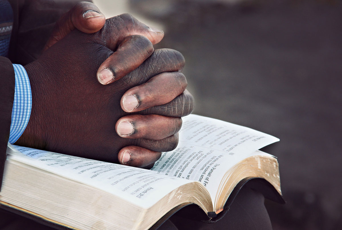 Hands of Prayer