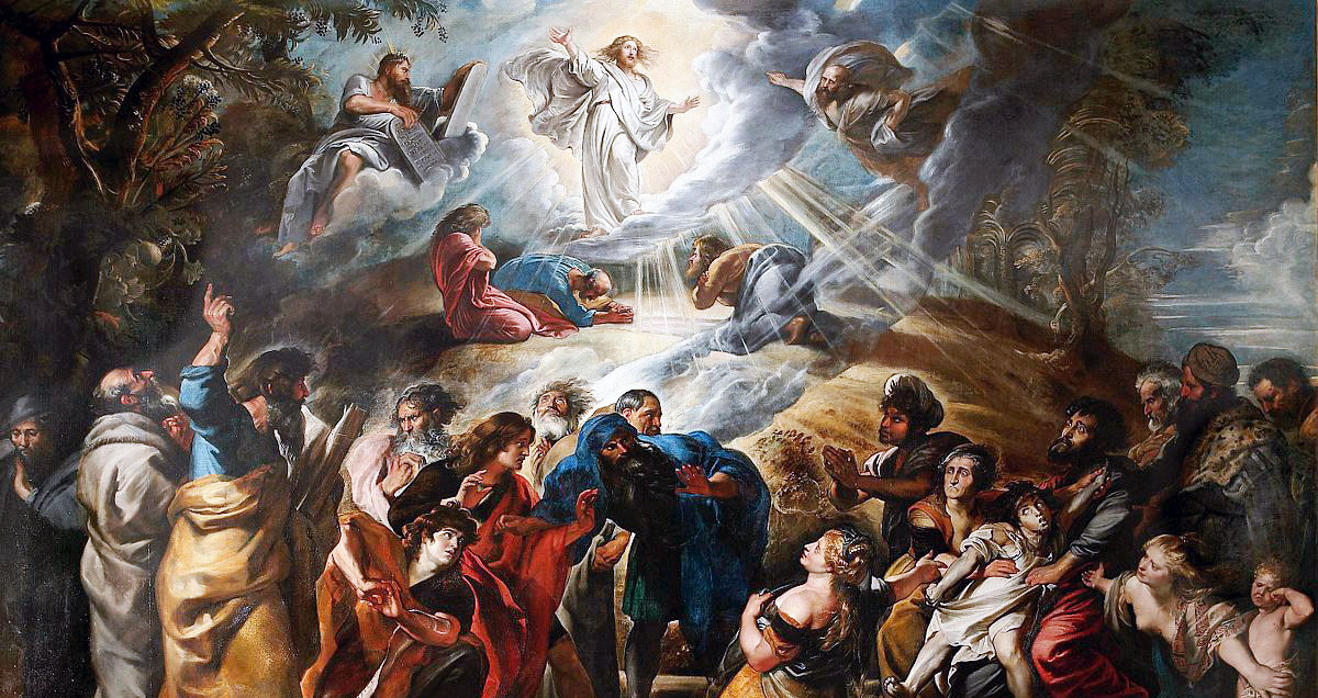 The Transfiguration of the Lord